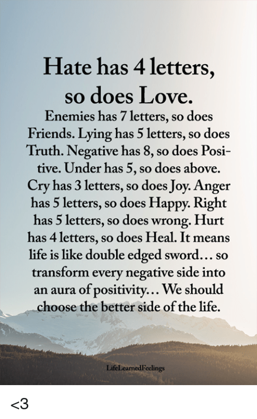 does love letters