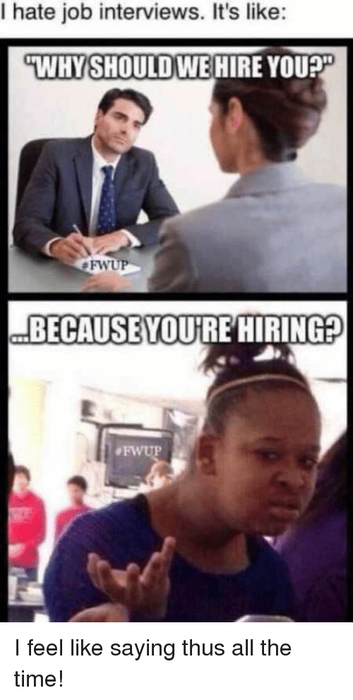 should hire jill for the position of It's an awful question to ask a job-seeker the question why should we hire you is the kind of question that asks a job-seeker to grovel and beg for a job.