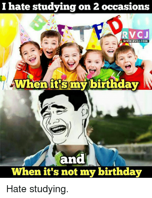 Its Not My Birthday