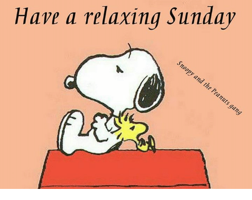 Image result for relaxing sunday
