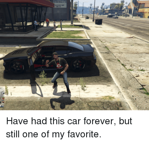 Forever, Car, and One