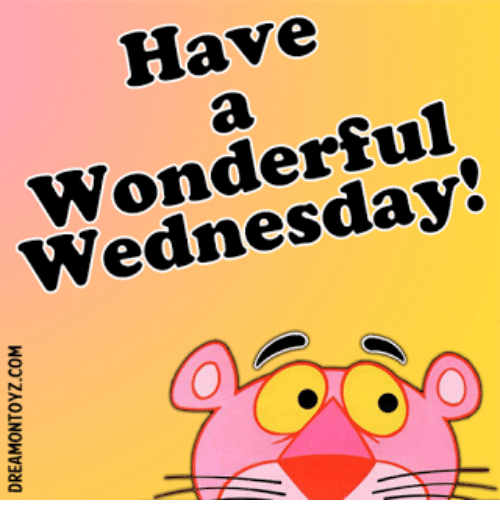 Have Wonderful Wednesday O WOO'ZAOLNOWV3ad | Meme on ME.ME