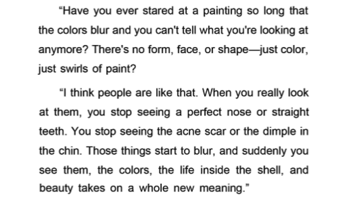 Have You Ever Stared at a Painting So Long That the Colors Blur and