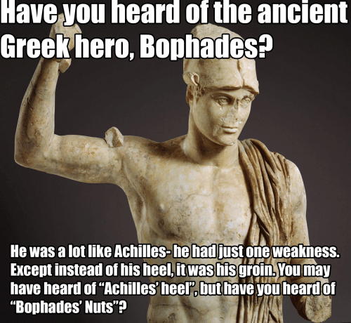 Have You Heard of the Ancient Greek Hero Bophades? He Was a Just