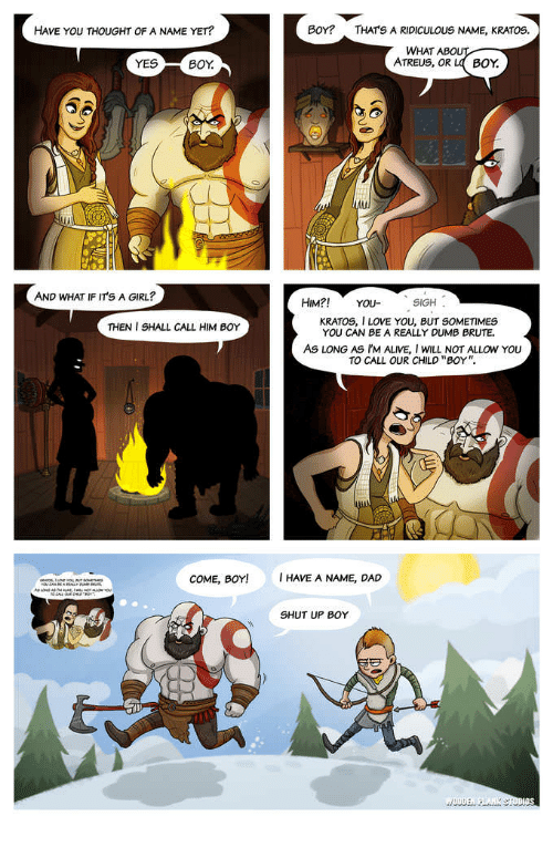 Don't be sorry, be better by Drake Tsui... | Kratos god of ... |Kratos Npc Meme