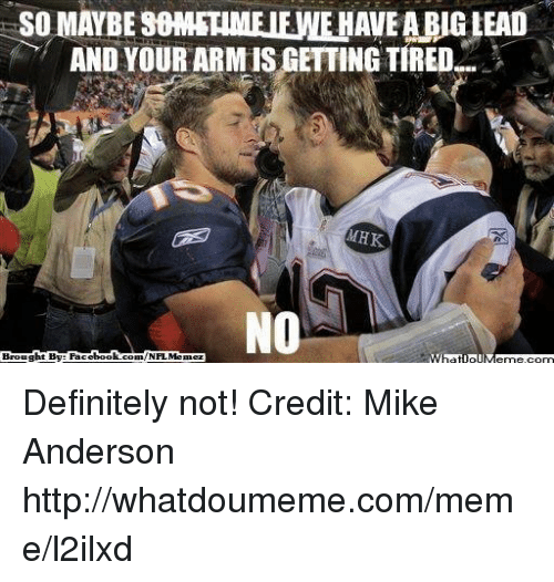 havearig lead so maybe and your armisgetting tired hk no 18375475 ✅ 25 best memes about mike anderson mike anderson memes,Hk Meme