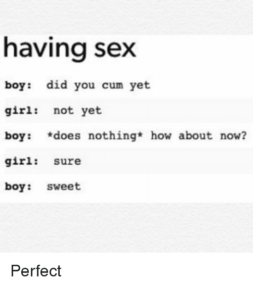 Do girls cum when having sex