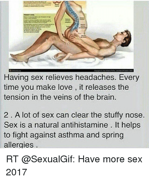 Make love and have sex