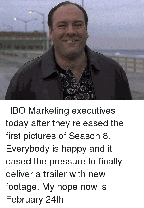 Hbo, Pressure, and Happy