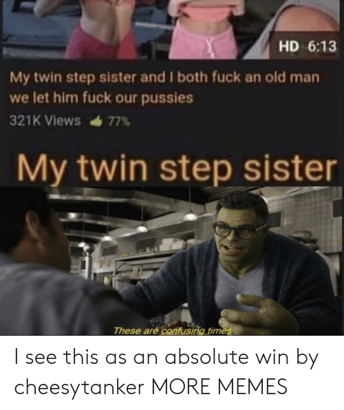 Caught Fucking My Step Sis
