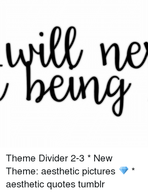 He Beung Theme Divider 2 3 New Theme Aesthetic Pictures