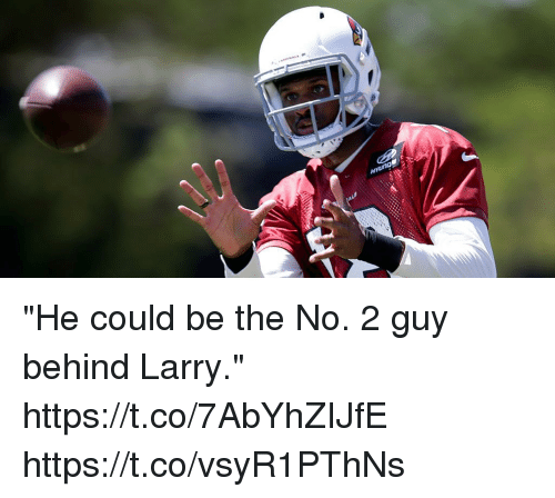 """Memes, 🤖, and Guy: """"He could be the No. 2 guy behind Larry."""" https://t.co/7AbYhZIJfE https://t.co/vsyR1PThNs"""