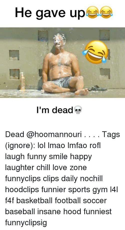 Baseball, Basketball, and Chill: He gave up  I'm dead Dead @hoomannouri . . . . Tags (ignore): lol lmao lmfao rofl laugh funny smile happy laughter chill love zone funnyclips clips daily nochill hoodclips funnier sports gym l4l f4f basketball football soccer baseball insane hood funniest funnyclipsig