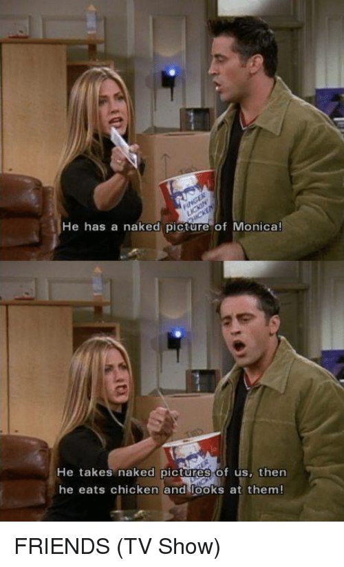 friends tv show naked