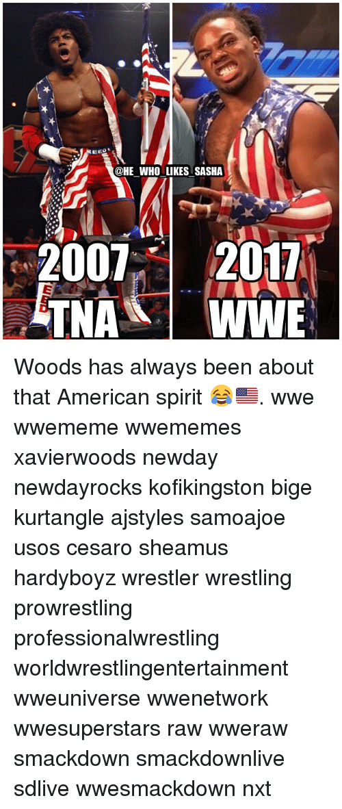 Memes, Wrestling, and World Wrestling Entertainment: @HE WHO LIKES SASHA  "