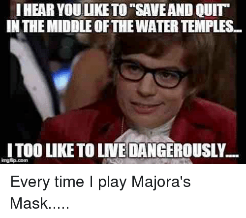 hear youliketo saveandquit in themiddle of the water temples itoo 2558085 ✅ 25 best memes about water temple water temple memes,Water Temple Meme