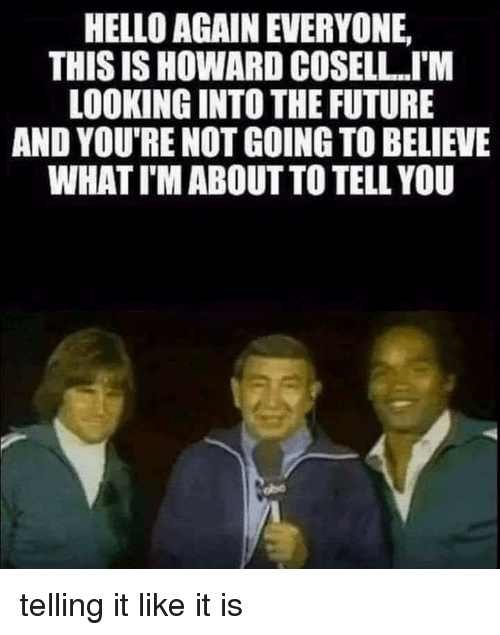 25+ Best Memes About Howard Cosell