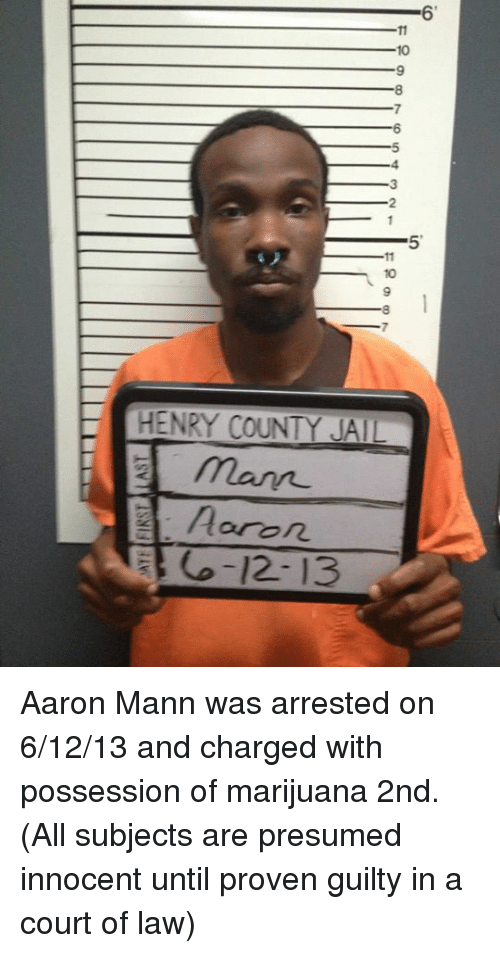 memes and law henry countynail 2 man aaron co 12 - Presumed Innocent