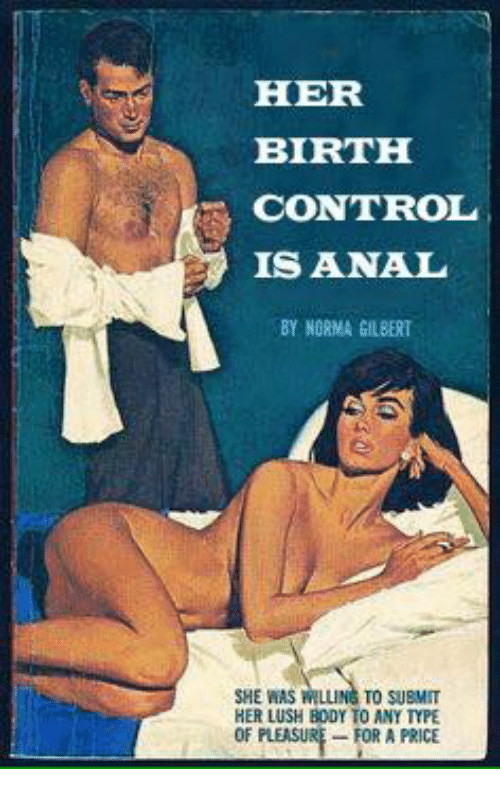 Chinese birth control anal idea simply