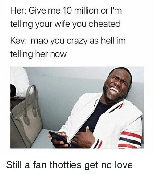 How To Tell Your Wife You Cheated On Her