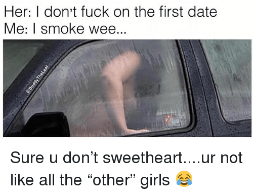 how to fuck a girl on first date