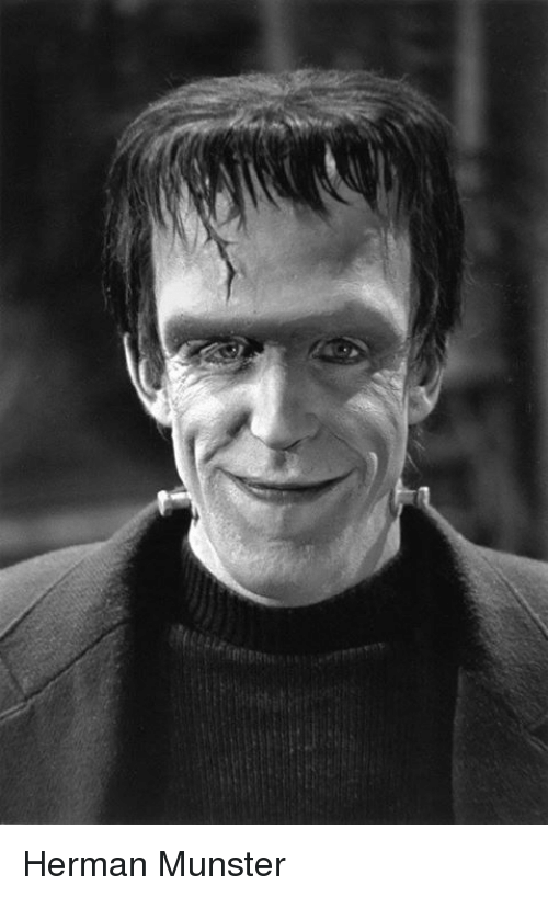 Herman Munster Meme On Meme