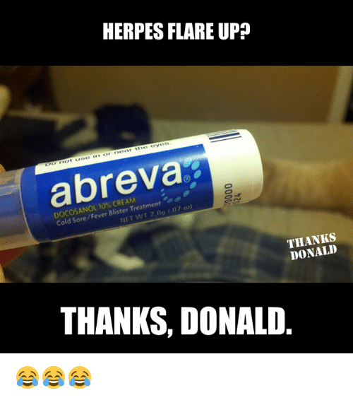 Flare ups herpes dating