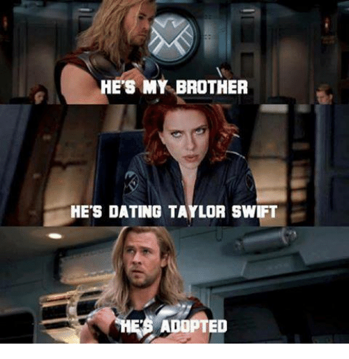 hes adopted