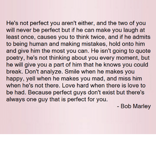Bob Marley Memes And Being Human He S Not Perfect You Aren T