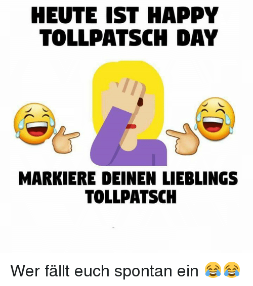 Tollpatsch
