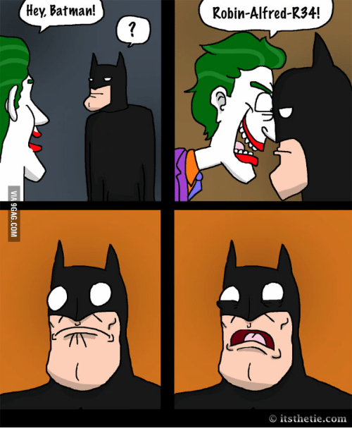 batman rule 34