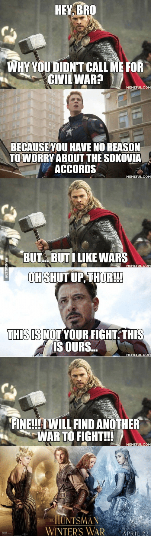hey bro why you didntcallme for civil war memeful com 14287397 ✅ 25 best memes about why you no call me back why you no call