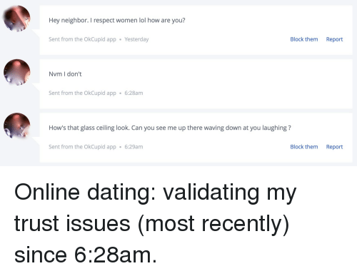 Through an online dating service, you can quickly find singles with your same interests.