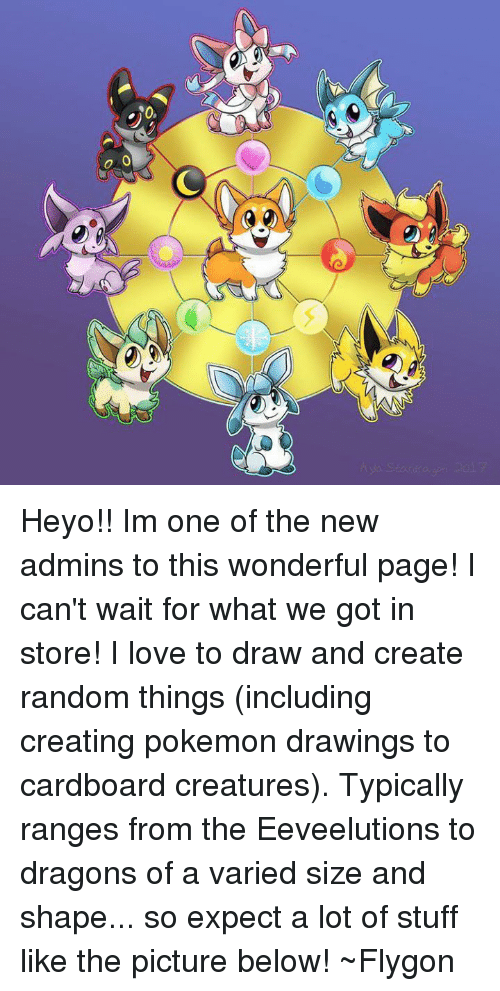 Heyo Im One Of The New Admins To This Wonderful Page I Can T Wait
