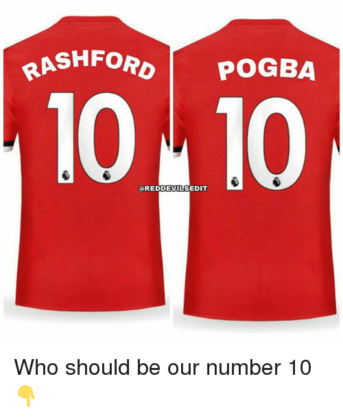 new products 76a78 69192 HFORD RASHFOR DPOGBA 10 10 REDDEVILSEDIT Who Should Be Our ...