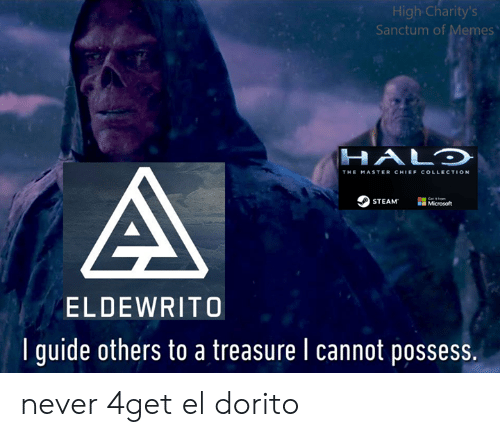 High Charity's Sanctum of Memes HALO STEAM Microsoft