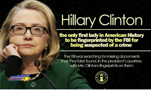 hillary clinton the only first lady in american history to be