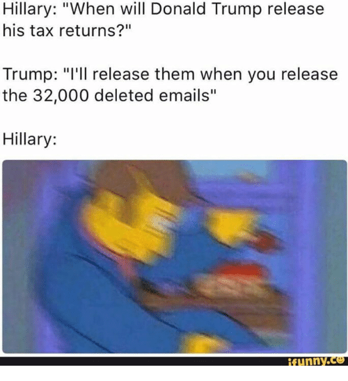 Tax Day Protests Demanding Trump Release Tax Records: 25+ Best Memes About Taxes And Donald Trump