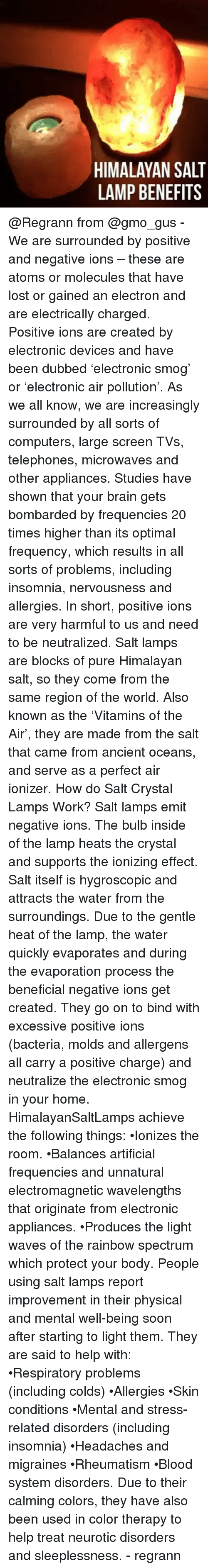 Do Salt Lamps Cause Headaches : 25+ Best Memes About Himalayan Salt Lamp Himalayan Salt Lamp Memes
