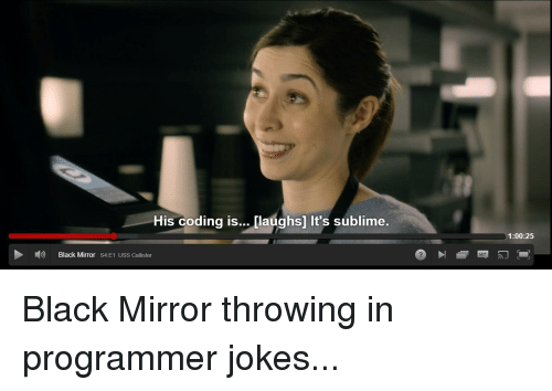 25 best memes about black mirror black mirror memes for Mirror jokes