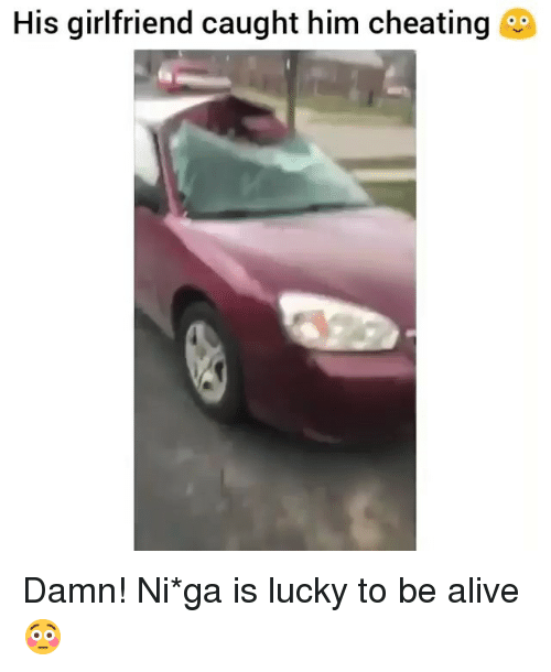 Lucky To Be Alive