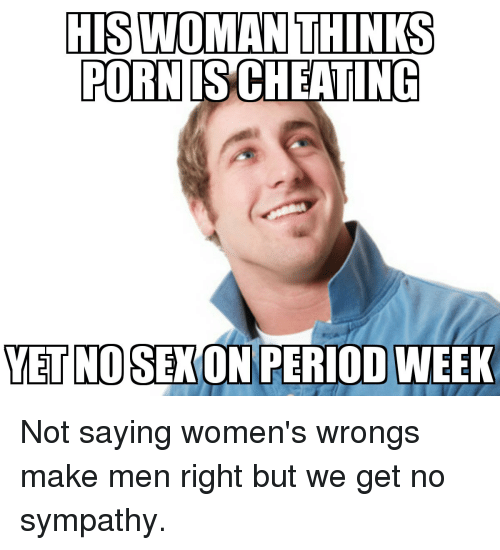 Wife thinks porn is cheating