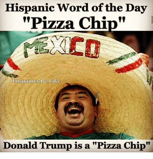 hispanic word of the day