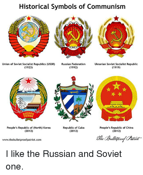 Historical Symbols Of Communism Union Of Soviet Socialist Republics