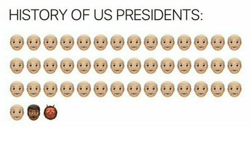 SIZZLE: HISTORY OF US PRESIDENTS