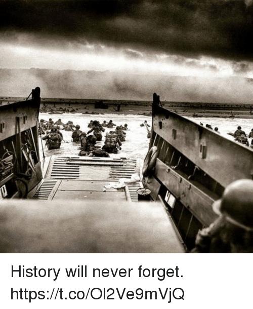 Memes, History, and Never: History will never forget. https://t.co/Ol2Ve9mVjQ
