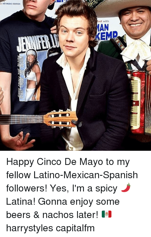 HIT MUSIC STATION Ast With EMP Happy Cinco De Mayo to My