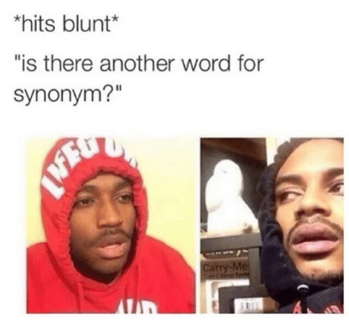 Hits Blunt Is There Another Word for Synonym?   Synonyms