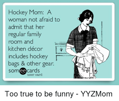 hockey mom a woman not afraid to admit that her 5273542 hockey mom a woman not afraid to admit that her regular family