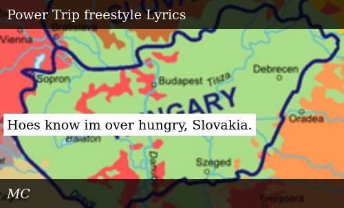 Hoes Know Im Over Hungry Slovakia | Donald Trump Meme on ME ME